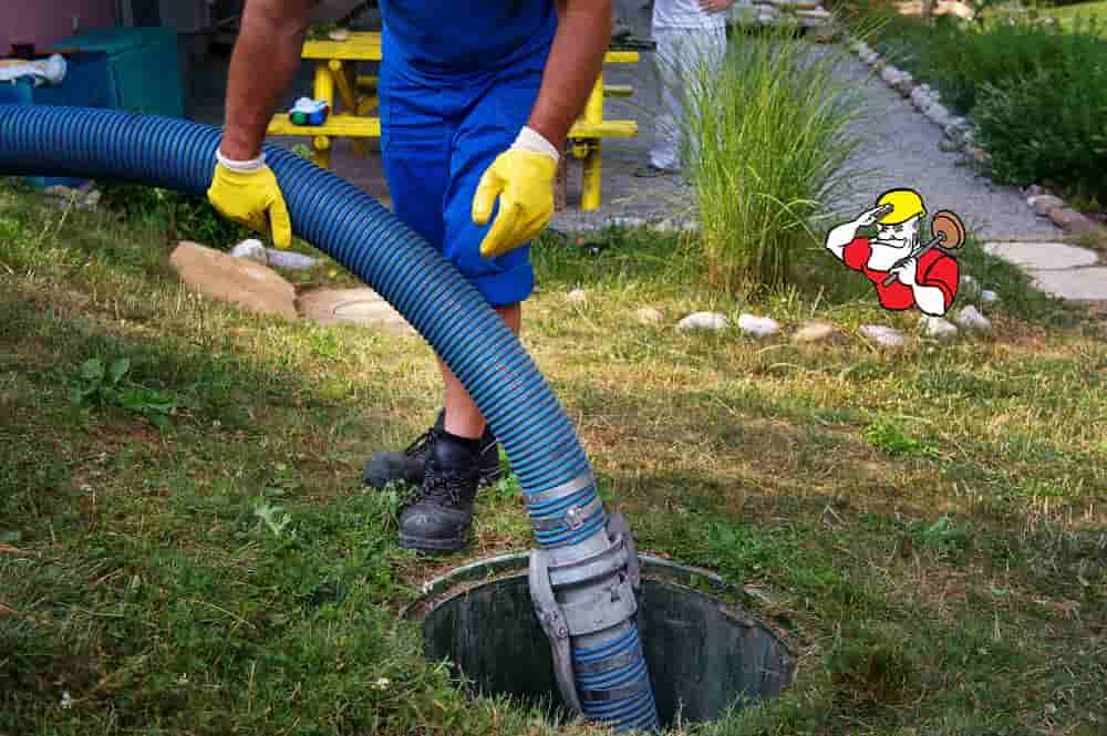 تخلیه چاه - خدمات فنی درستکار