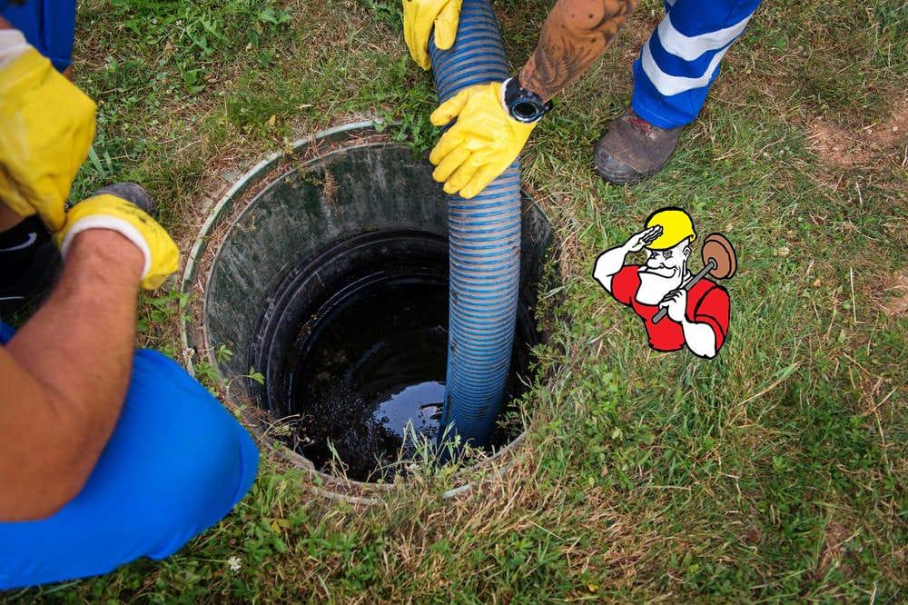 تخلیه چاه دربند - خدمات فنی درستکار